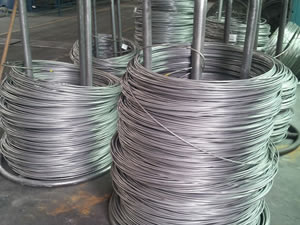 Stainless Steel Tying Wire to Resist Heavy Corrosions In Concrete ...